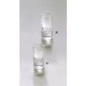 【卓上用品】【ティー・お茶・紅茶用品】【ミルク・シロップ・容器・ポット】【ガラス製】ガラス ミルクピッチャー#100 大40ml(EBM17-1)(1615-28) kyoeinet