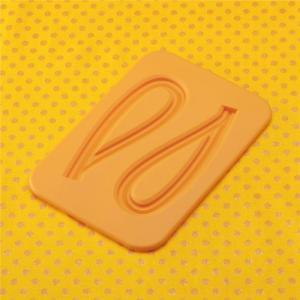 CAKEMATE シリコン製 チュロス型ベーシック 2個取り DL-5995【貝印×雑誌「Mart」コラボのお菓子作りアイテム!流行りの焼きスイーツ♪】(EBM17-1)(747-11)|kyoeinet