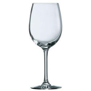 【ワイングラス】【セット】【Arcoroc(アルコロック)・CABERNET(カベルネ)】ボルドータイプ チューリップワイン350 46973(369cc)(入数:6)(EBM17-1)(1653-03)|kyoeinet