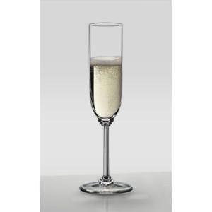 【ワイングラス】【セット】【スパークリングワイン】【RIEDEL・リーデル(ワイン)】【シャンパン】シャンパーニュ6448/8(260cc)(入数:2)(EBM17-1)(1624-07)|kyoeinet