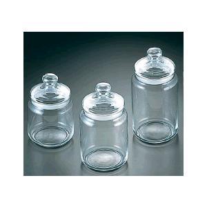 保存容器 キッチンポット・ガラス製容器 Arcoroc(アルコロック) ビッククラブ (ガラス製) 34818 (Ф135×H205mm)1.5L (8-0240-0701)|kyoeinet