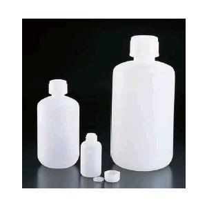 保存容器 キッチンポット・プラスチック製 PEポリエチレン 丸ボトルSKAシリーズ(内ふた付) SKA-2K (125×253mm)2,000ml (8-0242-0104)|kyoeinet