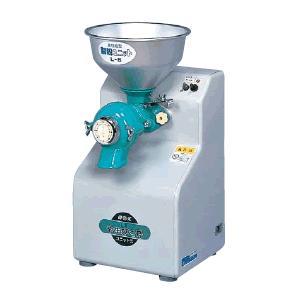 製粉機 送料無料 電動 製粉機 やまびこ号 L−S型(製粉ユニット) (6-0397-0201)|kyoeinet