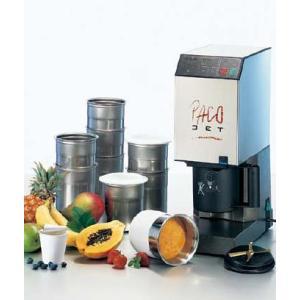送料無用! デザートからメインディッシュ、和食まで多彩なメニューを瞬時に加工・調理! 凍結粉砕調理器 パコジェット PJ-1 (7-0610-0301) kyoeinet