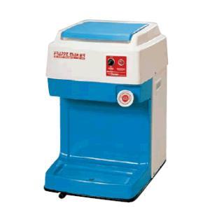 送料無料 かき氷機 スワン 電動式 キューブアイスシェーバー FM-800 (7-0888-0501)|kyoeinet