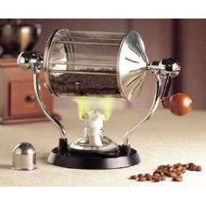 【高級感溢れるコーヒー豆の焙煎機☆★】【送料無料】HARIO ハリオ コーヒー ロースター・レトロ RCR-50 (6-0811-0501)|kyoeinet