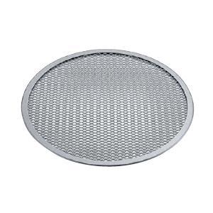 ピザ網 下からの熱でピザをこんがり焼き上げます! アルミ丸ピザアミパートII 11インチ(φ280)(7-0898-0307) kyoeinet