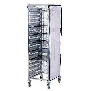 製菓用品・天板ラックカバー TKGベーカリーパントローリー ST-5301専用保温カバー (7-0959-0601)|kyoeinet