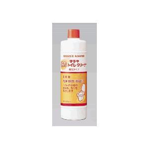 トイレ掃除用洗剤 強力トイレクリーナー 550ml(6-1279-1201)|kyoeinet