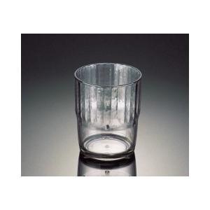 ポリカーボネイト トゥインクル タンブラー クリアー (68×84mm・210cc) マンネン/萬年[PC-105] 業務用プラスチック製透明食器|kyoeinet