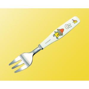 ※2個セット※子供用食器 こぐまちゃん フォーク   (全長137mm) マルケイ[366KO] 業務用カトラリー 保育園・幼稚園向け|kyoeinet