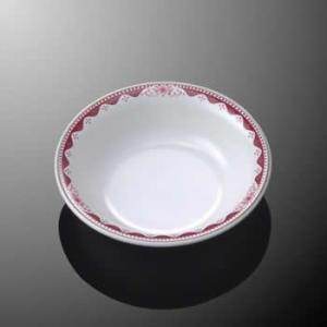 メラミン製・プラスチック製 業務用食器 樹脂製 洋食器 洋風 ルージュロワ クープ皿 小 (162×H38 370ml) マルケイ E99RRO|kyoeinet