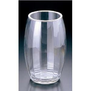 【ワイン用品】【ワイン・シャンパンクーラー】アクリル ワインクーラー AP-41 (二重構造) (6-1723-0901)|kyoeinet