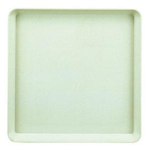 【業務用トレー】【信濃化学・SHINCA】【プラスチック・PP製(ポリプロピレン)】PPトレイ 33cmトレイ 「ライム」(330×330×25) シボ付 [375-lime]|kyoeinet
