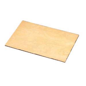 製パン用品・めん台・マット お菓子作り・道具 45×30cm ケーキ めん台(シナ合板) (6-1006-0101)|kyoeinet