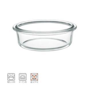 製菓用品|ケーキ型|耐熱ガラス|電子レンジ・オーブンOK 径18cm用 iwaki(イワキ) スポンジ型 KBT240 (6-0958-2101)|kyoeinet