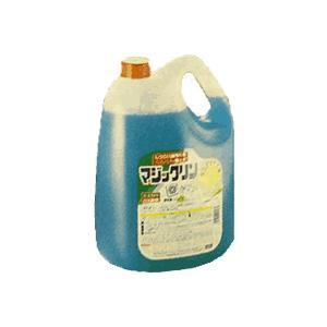 工場などの床・壁・天井・機械設備などの汚れに! 花王マジックリン(厨房機器・設備用洗浄剤) 4.5L(8-1271-1101) kyoeinet