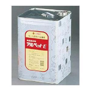 【送料無料!】【除菌剤・消毒液】消毒液 アルペットE 17L スプレー付 (6-1292-1201)(6-1292-1201)