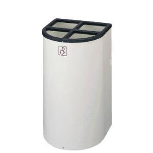 送料無料 施設用品・傘立て 雨天用品 収納 増設できるボックス型 14本立 幅30×奥行30×高さ50cm アンブラーデュオR-300 (山崎産業)|kyoeinet