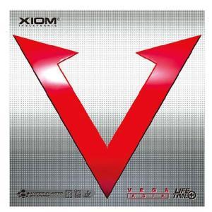 [取り寄せ対応]エクシオン (XIOM) 裏ソフト 卓球ラバー ヴェガアジア 095081|kyoeisports2