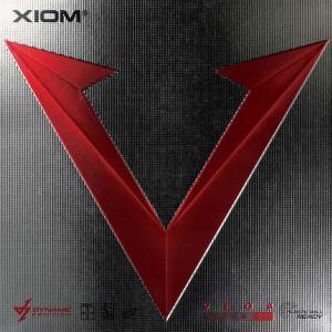 [取り寄せ対応]エクシオン (XIOM) 裏ソフト 卓球ラバー ヴェガ アジアDF 095201|kyoeisports2