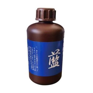 ヒロヤ 剣道 防具用 染液 藍(正藍染液) 250ml M-E3|kyoeisports2