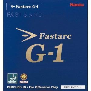 [取り寄せ対応]ニッタク (Nittaku) 裏ソフト 卓球ラバー ファスターク G-1 NR8702|kyoeisports2