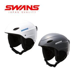 SWANS(スワンズ) スノーボード・スキー用ヘルメット H-45R|kyoeisports2