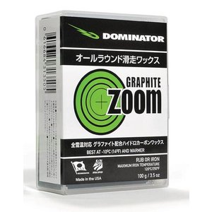 DOMINATOR(ドミネーター) ZOOM HIGH PERFOMANCE SERIES ZOOM GRAPHITE(ズームグラファイト)400g|kyoeisports2