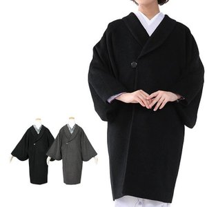 アンゴラ混ウールの上品なへちま衿コートです。  ライセンス契約の関係で明記することができませんが、若...