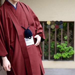 (男アンサ 6点) 洗える着物 袷 セット 8color 羽織 洗える 着物 メンズ 男性 和装 大...