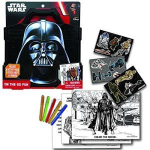 Star Wars Darth Vader On The Go Fun Play Set