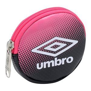 UMBRO(アンブロ) UJA1683 カラー:BKPK  ラバスポコインケース