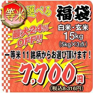 米 選べるお米福袋 ミルキークイーン コシヒカリ はえぬき ...