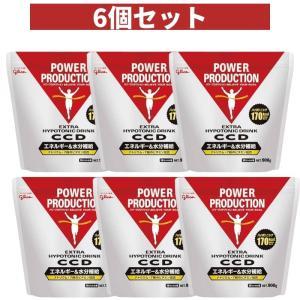 グリコ パワープロダクション CCD 大袋10リットル 900g 6個セット|kyomo-store