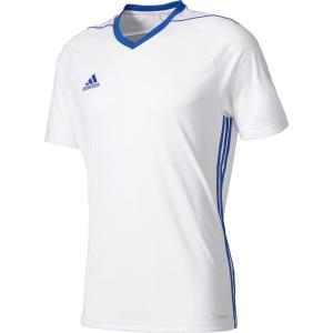 adidas(アディダス) TIRO17 ユニフォーム メンズ サッカー・フットサルウェア BUJ02 W/ボールドブルー|kyonen-ya