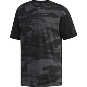 adidas(アディダス) M S2S CAMOグラフィック Tシャツ FTL43 GRYシックスS...