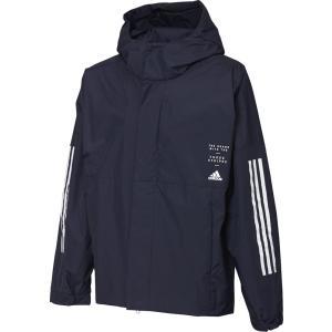 adidas(アディダス) M ID ウインドブレーカー ジャケット 裏起毛 メンズ FYK51 レジェンドインクF1