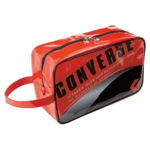 CONVERSE(コンバース) シューズケース C1508097 レツド/ブラック kyonen-ya