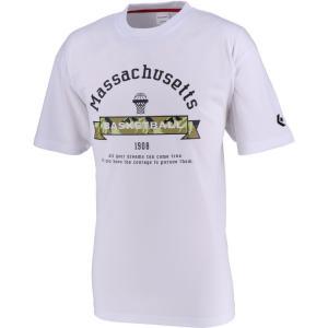 CONVERSE(コンバース) オーセンティック Tシャツ 機能Tシャツ プラクティスウェア CB291308 ホワイト kyonen-ya