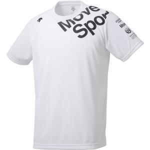 デサント(DESCENTE) サンスクリーン Tシャツ メンズ DMMNJA59 WH
