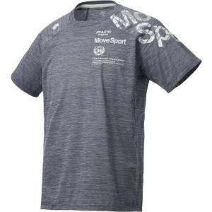 デサント(DESCENTE) ブリーズプラス Tシャツ メンズ DMMNJA62 BKM