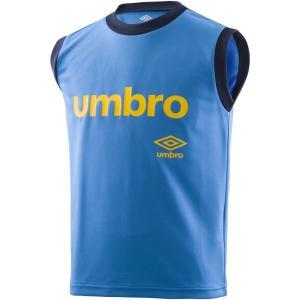 UMBRO(アンブロ) ワードロゴN/Sシャツ ジュニア プラクティスシャツ プラシャツ UMJNJA66 IBBU kyonen-ya