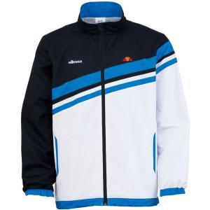 Ellesse(エレッセ) ウインドアップジャケット ユニセックス ETS55300 ブルー kyonen-ya