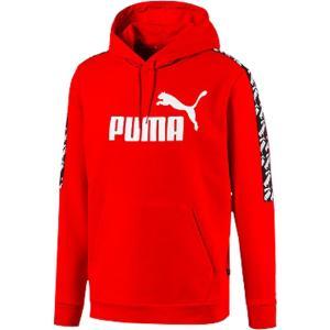 PUMA(プーマ) AMPLIFIED フーディスウェット メンズ 581393 HIGH_RISK_RD|kyonen-ya