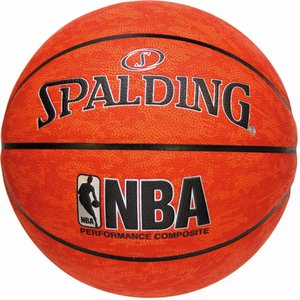 スポルディング SPALDING NBAデジタルカモ バスケットボール7号球 オレンジ 74975Z