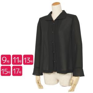 ブラックフォーマル 喪服・もふく 礼服 単品 ブラウス b428 |kyonenya