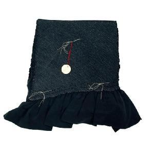 男物総絞り正絹兵児帯5334 メンズ 浴衣 小物 ゆかた 帯 着物 男性 兵児帯 男帯 |kyonenya