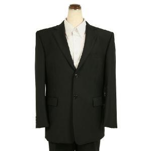 紳士 ブラックフォーマル スーツ シングル メンズ 喪服 礼服 冠婚葬祭 スーツ 結婚式 お葬式 黒 001|kyonenya