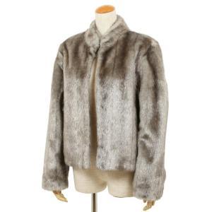 フェイクファージャケット コート 315 M サイズ|kyonenya